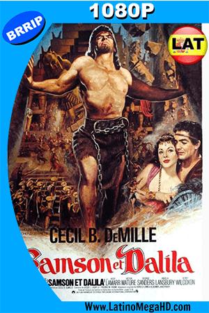 Sanson y Dalila (1949) Latino HD 1080P ()