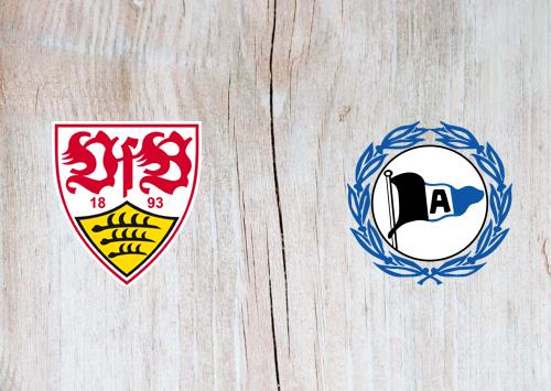 Stuttgart vs Arminia Bielefeld -Highlights 22 May 2021