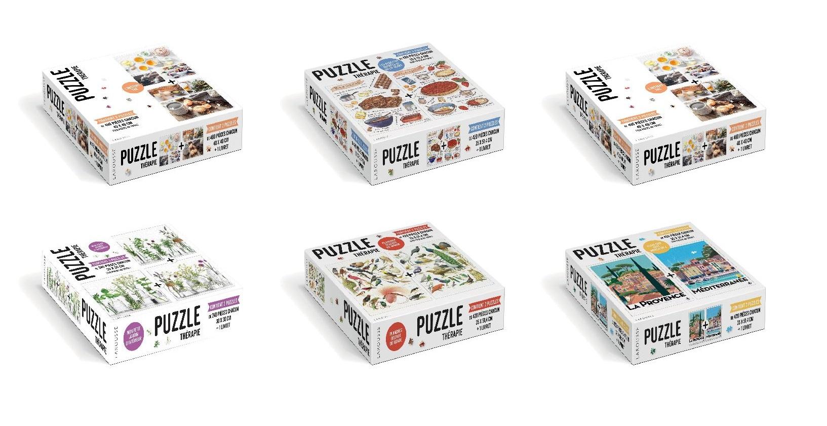puzzle thérapie