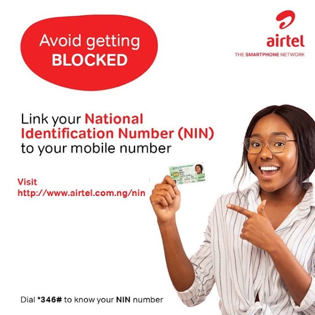 How To Link NIN With Airtel Sim Card