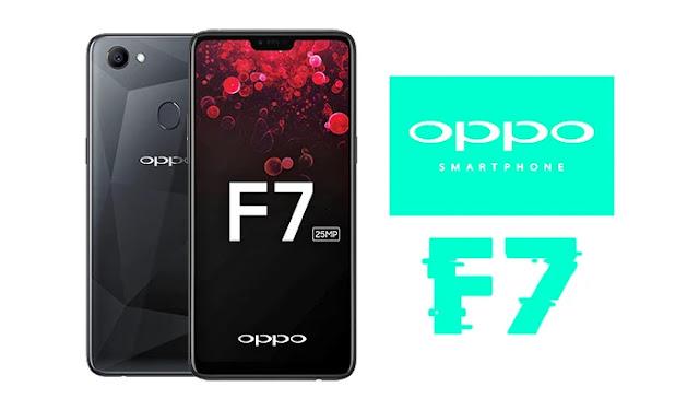 سعر و مميزات هاتف Oppo F7 في الجزائر