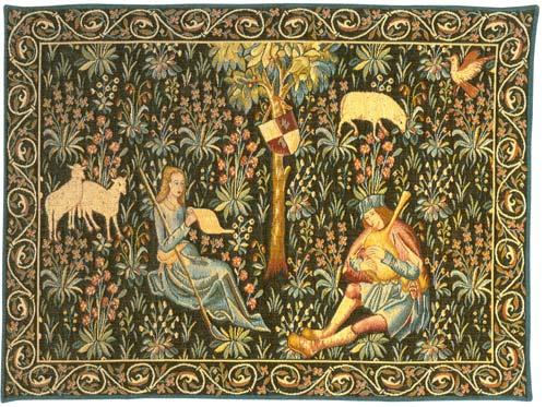 fue en la edad media cuando a parte de ser usados para el fro tambin se empezaron a usar para embellecer los muros de iglesias palacios castillosu