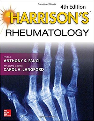 Harrison – Thực hành lâm sàng Cơ xương khớp 4/e
