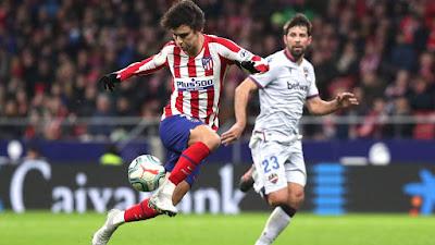 لايبزيج ضد أتلتيكو مدريد