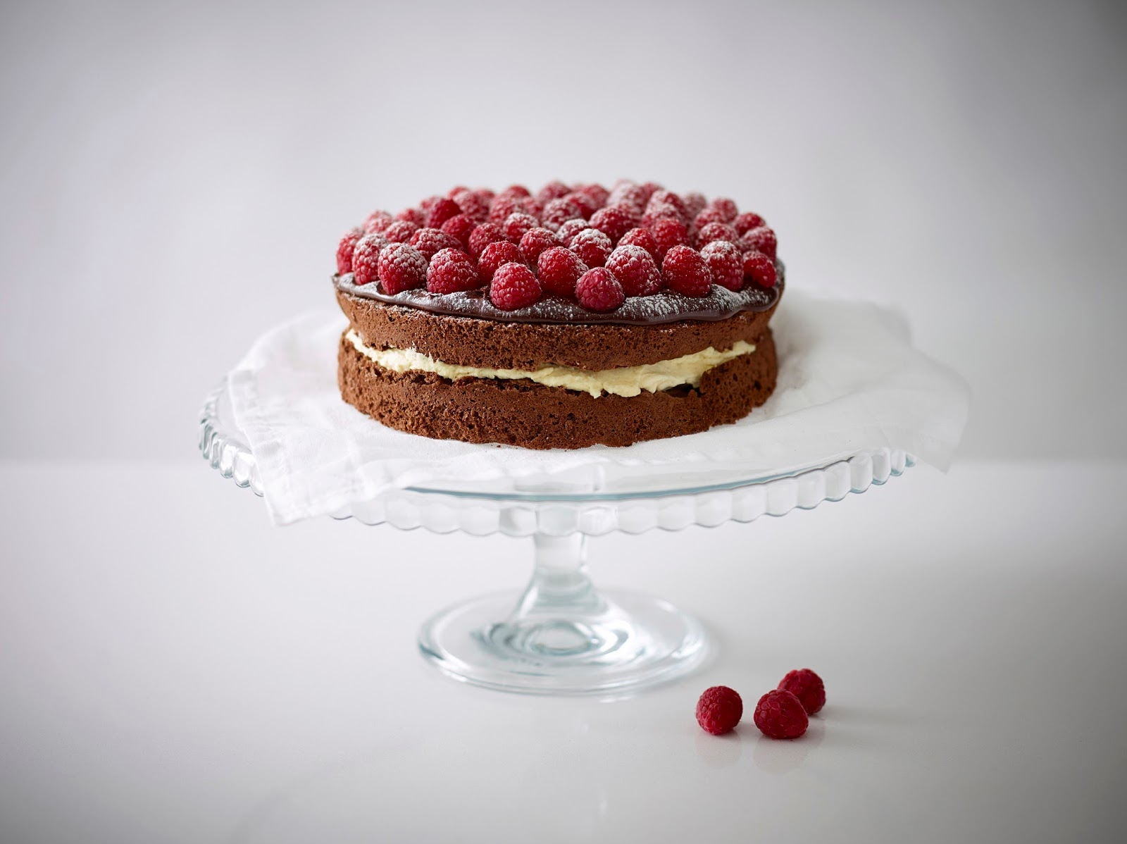 Doves Farm Gluten Free Chocolate Cake Recipe