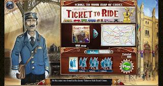 Ticket to Ride videojuego
