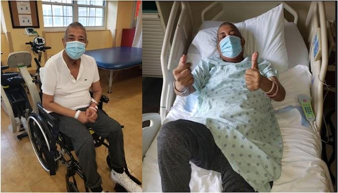 A un paso de la muerte, testimonio desde el hospital del reportero de Telemicro Manuel Ruíz sobreviviente de COVID - 19