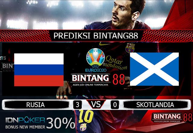 PREDIKSI BOLA RUSIA VS SKOTLANDIA 11 OKTOBER 2019