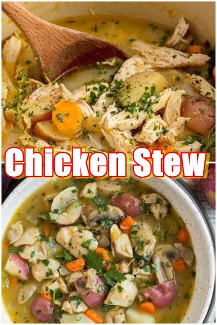 #Chicken #Stew