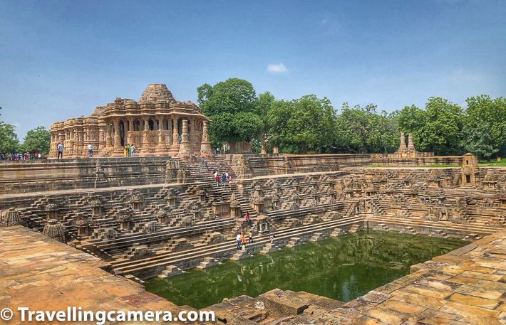 If you are planning to visit Modhera Sun Temple, plan to go earlier in the morning to beat the worst of the sun.     This is the 2nd temple which is devoted to Lord Sun after Konark Temple at Orissa state of India. Modhera Sun Temple is 30-40km from Mehsana which is 70-80km from Capital Ahmadabad.
