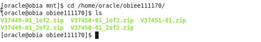 INSTALLATION DOCUMENTS BY RAVI: Command to unzip all the zip