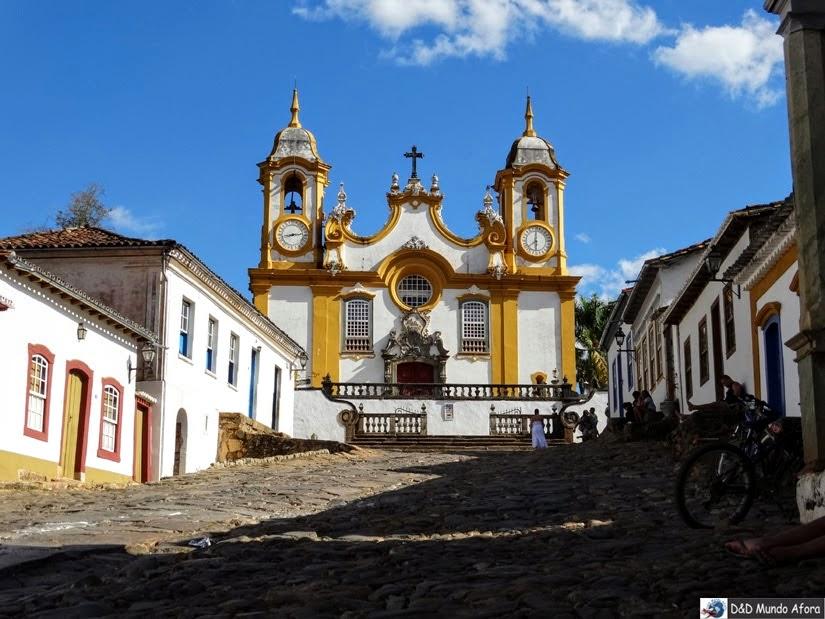 O que fazer em Tiradentes - Minas Gerais - Matriz de Santo Antônio