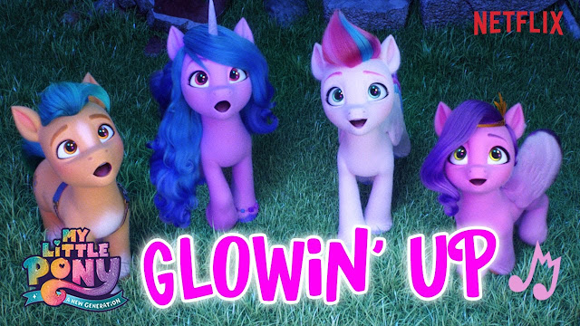 Glowin Up Official Music Video!
