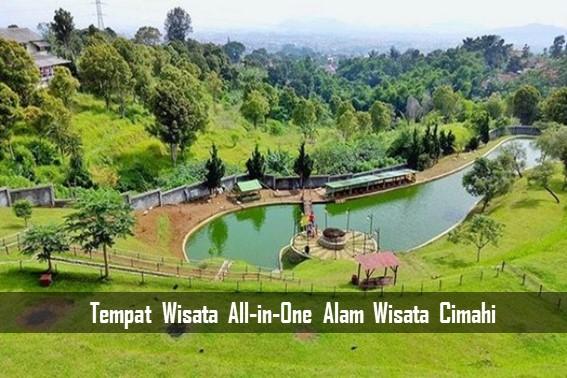 Tempat Wisata All-in-One Alam Wisata Cimahi