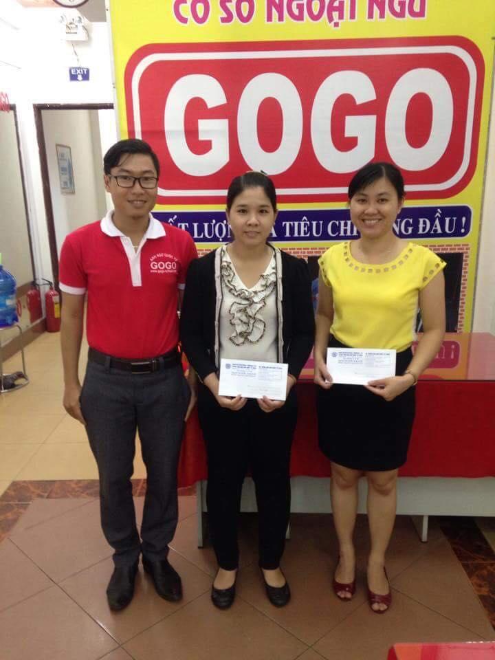 Chúc mừng cô giáo Lăng Thị Tuyết và Cô Nguyễn Thị Ngọc Châu