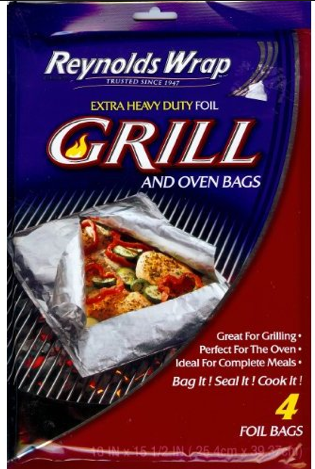 Reynolds Heavy Duty Grill Bags