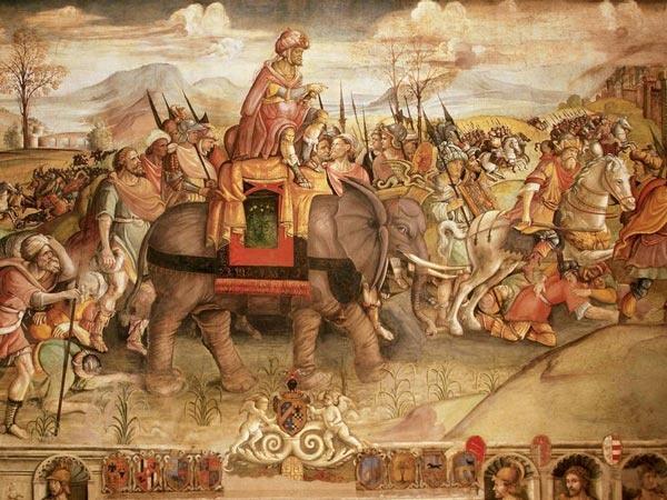 حنّبعل :مراحل الصّراع بين روما وقرطاج