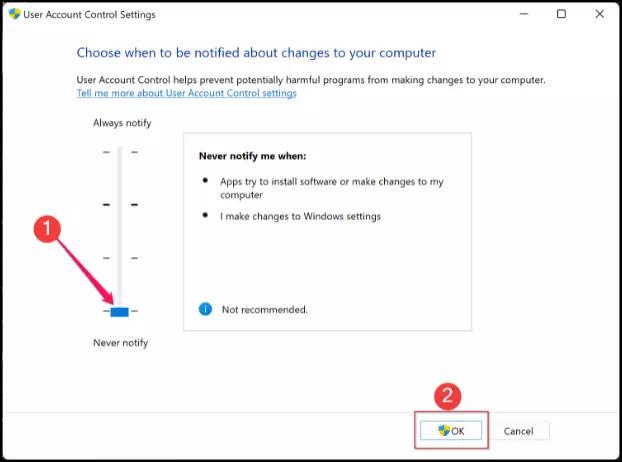 Cara Mematikan User Account Control (UAC) di Windows 11-1