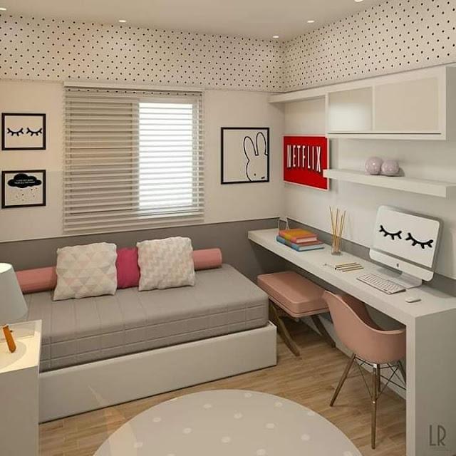 صور تصاميم حلوة لغرف نوم شبابيه وبناتيه