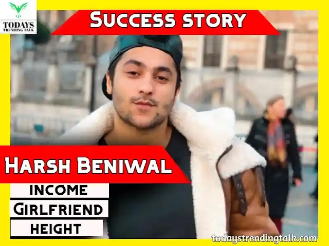 Harsh beniwal Amazing success story | Biography | 2021