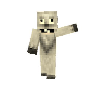 Yeti Minecraft Skin