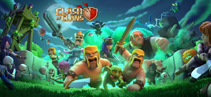 Clash of Clans MOD APK v13.576.7 [Unlimited Everything]