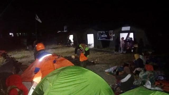 Seorang Santri Meninggal Dunia Saat Mengaji Akibat Gempa Lombok