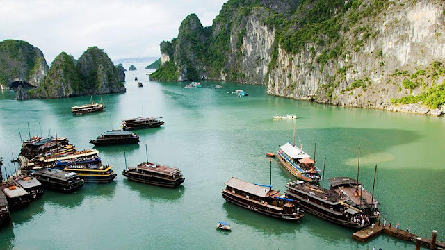 Bie-d'Halong-du-Vietnam