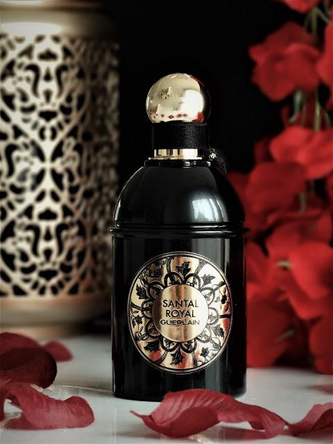 Guerlain Santal Royal avis, top 10 parfums femme automne hiver, meilleur parfum femme 2019