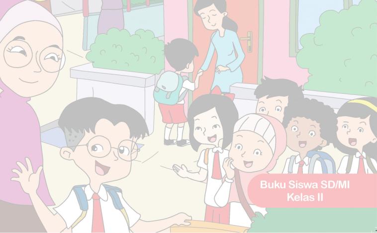 Download Buku Siswa Kelas 2 Kurikulum 2013