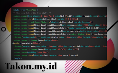 Cara Memasang Syntax Highlighter di Postingan Blogger Terbaru