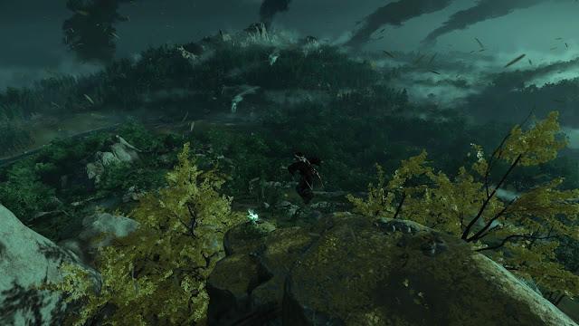 Análisis Ghost of Tsushima en PS4 Jin Sakai