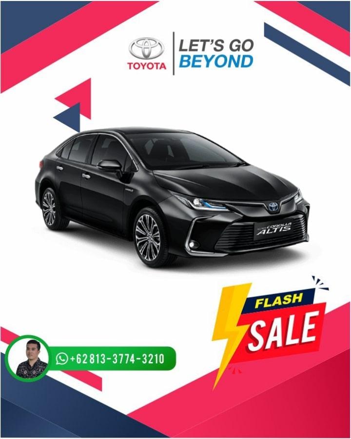 Harga Promo Toyota Corolla Altis Bali