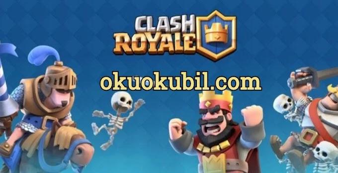 Clash Royale v3.3.0 Sınırsız Taş + Altın, Elmas Hileli Mod İndir Eylül 2020