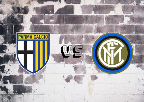 Parma vs Internazionale  Resumen y Partido Completo