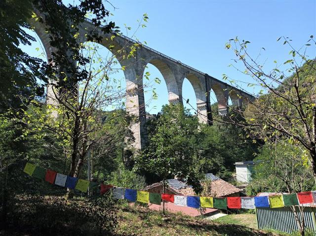 ponte Villetta San Romano Garfagnana