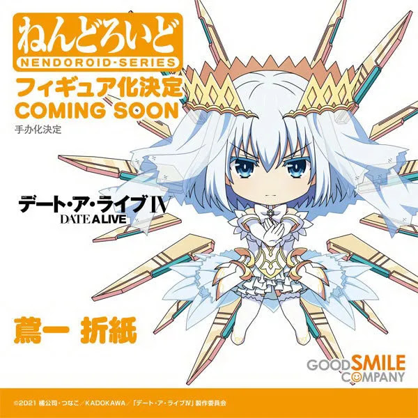 Date A Live IV Nendoroid Origami Tobiichi