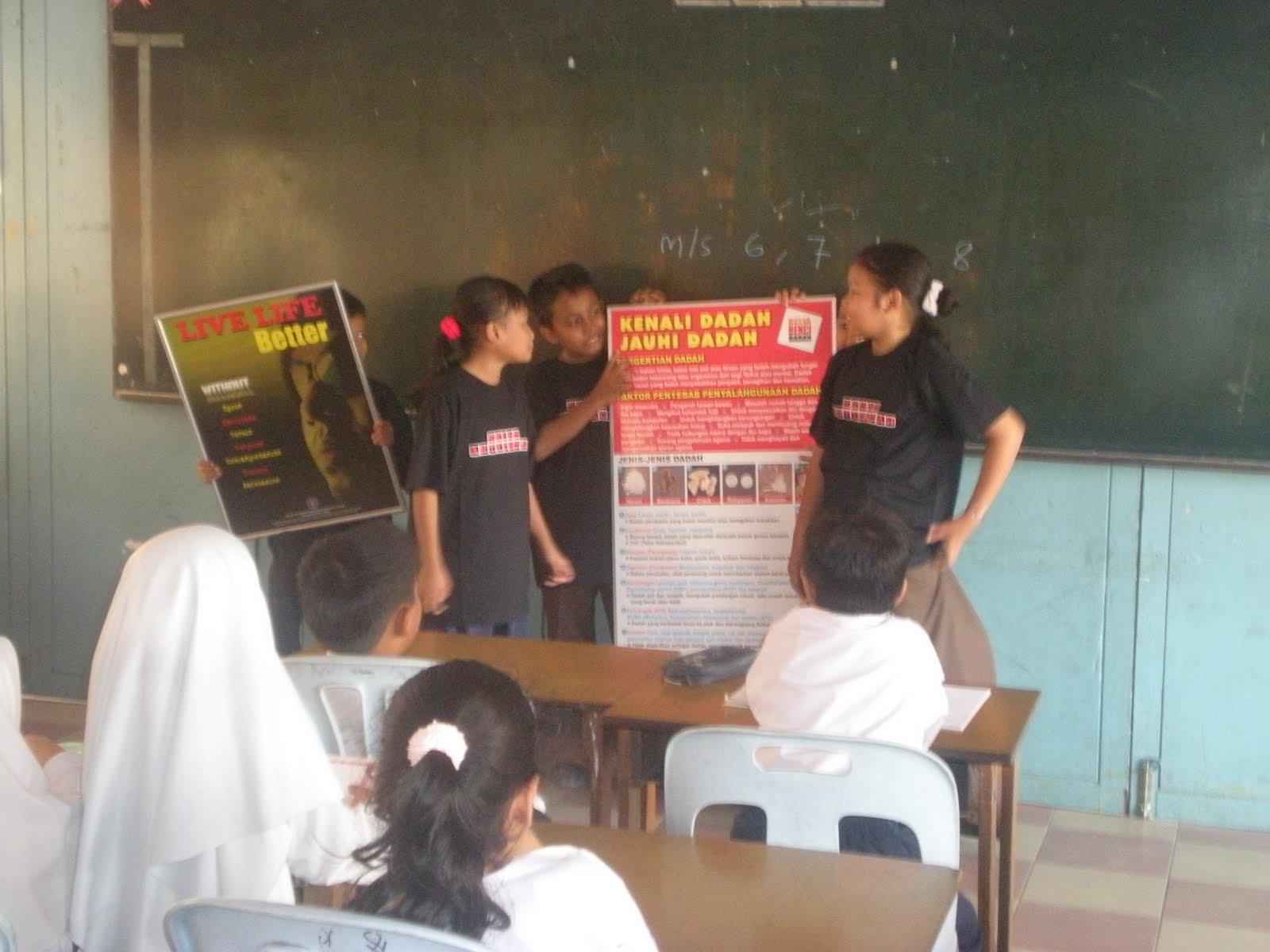Ppda Sk Ampang Campuran 5 Minit Informasi Bersama Skuad Antidadah Skac
