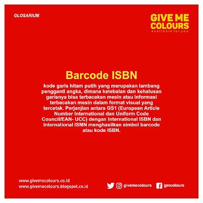 Barcode ISBN