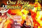 لعبة قتال ون بيس One Piece Ultimate Fight v.1.5