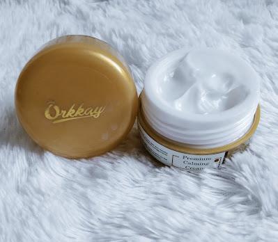 orkkay premium calming cream