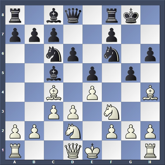 Estrategia de ajedrez - Official Website - BenjaminMadeira
