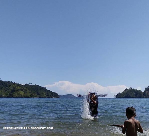 Pulau Mandeh, Objek Wisata Surga Yang Berasal Dari Selatan