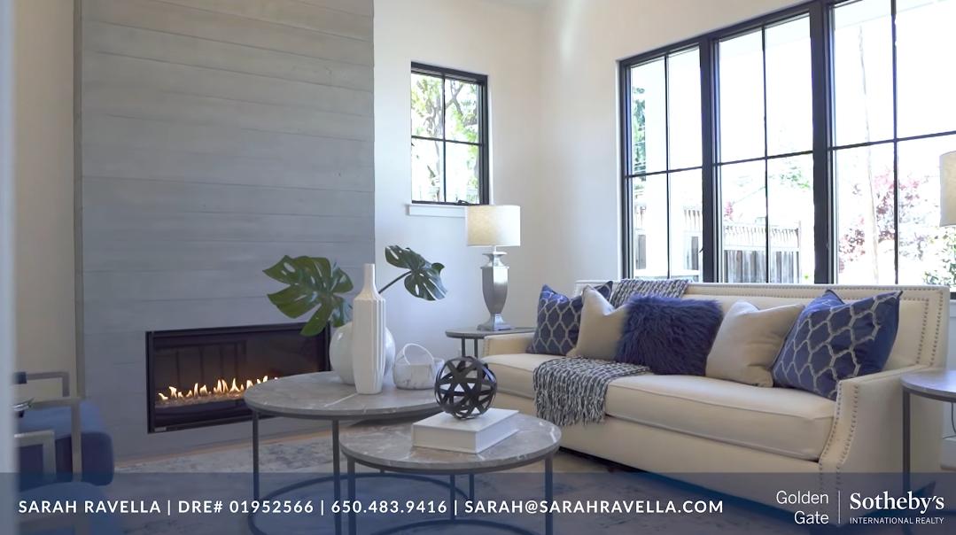 26 Interior Design Photos vs. 1425 Arroyo Ave, San Carlos Luxury Home Tour