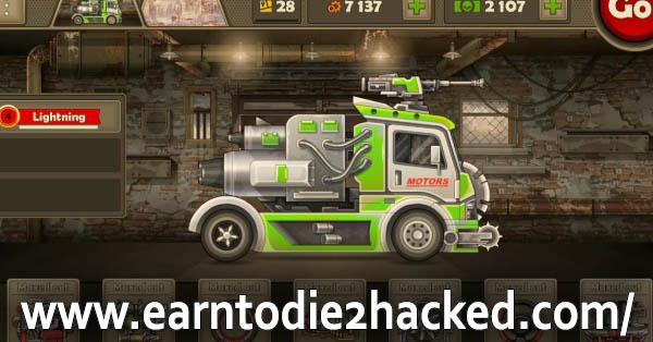 earn to die hacked 2
