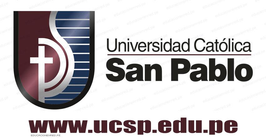 Resultados UCSP 2021 (Sábado 13 Marzo) Lista Ingresantes Examen Admisión Virtual - Examen de Conocimientos - Universidad Católica San Pablo - Arequipa - www.ucsp.edu.pe