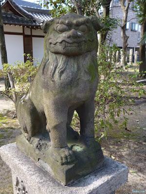 東照宮社狛犬
