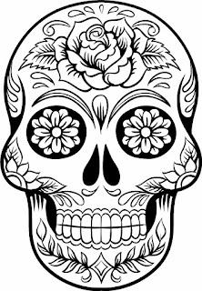 MEXICAANSE SCHEDELS KLEUR