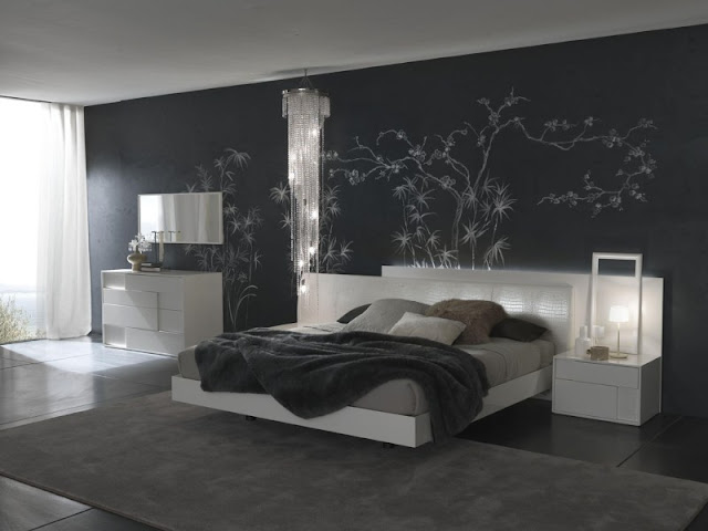 Stylish Red And Black Bedroom Stylish Red And Black Bedroom Stylish 2BRed 2BAnd 2BBlack 2BBedroom 2B1