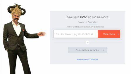 apply for car insurance online